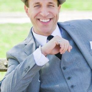 Photo of Chris Monty, Comedian