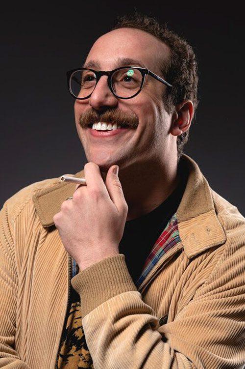 Photo of Ian Fidance, Comedian