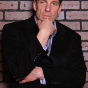 Photo of John Knight, Comedian