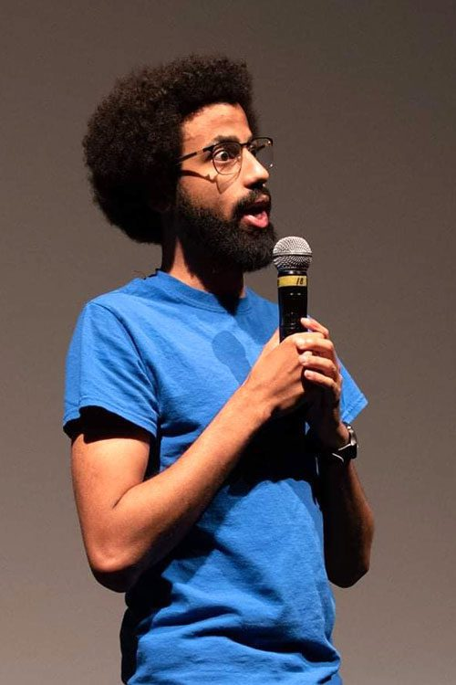 Photo of Kirk Griffiths, Comedian