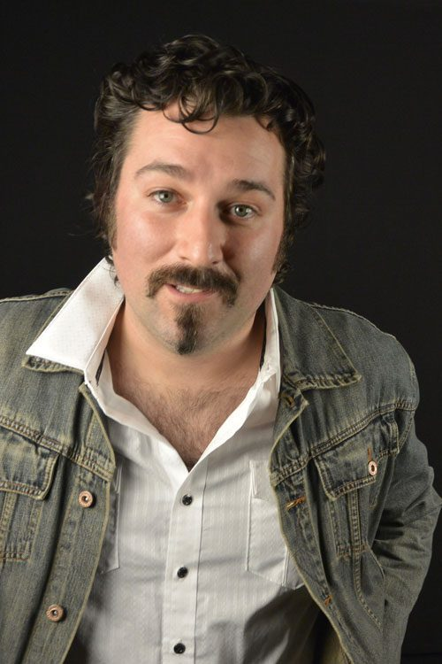 Photo of Mark Riccadonna, Comedian